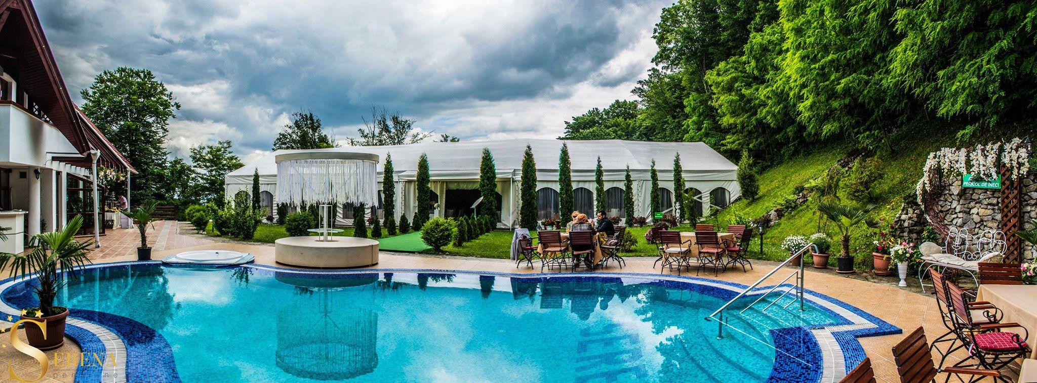 Pensiunea serena pensiune restaurant piscina evenimente for Hotel cu piscina